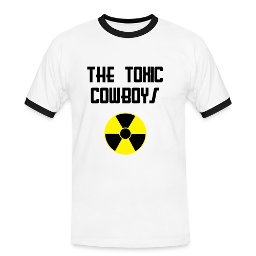 The Toxic Cowboys - Men's Ringer Shirt