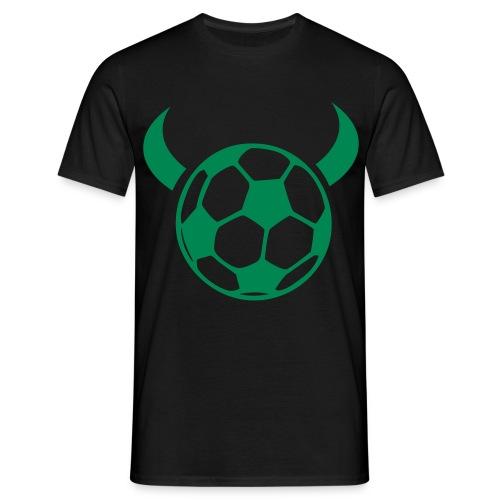 Fußball Teufel - Männer T-Shirt
