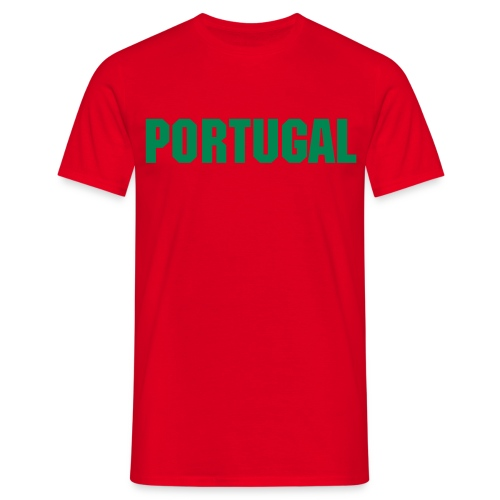EURO - PORTUGAL - T-shirt Homme