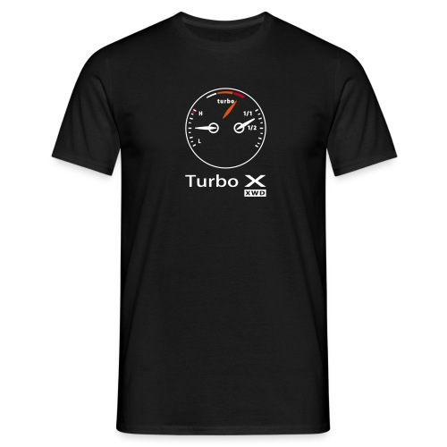 Exclusive Turbo X T-shirt - Men's T-Shirt