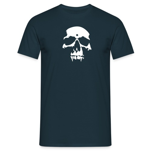 Skull Test - Men's T-Shirt