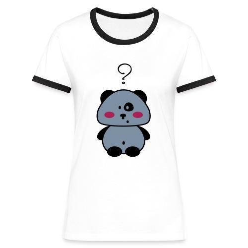 Lallo - Maglietta Contrast da donna