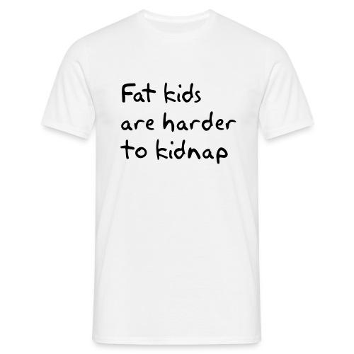 T-Shirt Fat kids - Männer T-Shirt