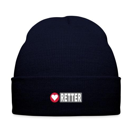 Mütze Lebensretter - Wintermütze