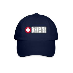 Cap Krankenschwester - Baseballkappe