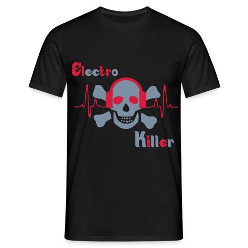 Electro Killer - Männer T-Shirt