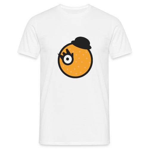clockwork tangerine big - Men's T-Shirt
