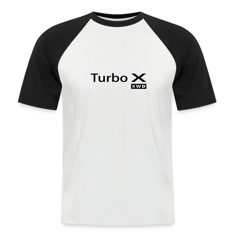 Turbo X - Men's Baseball T-Shirt