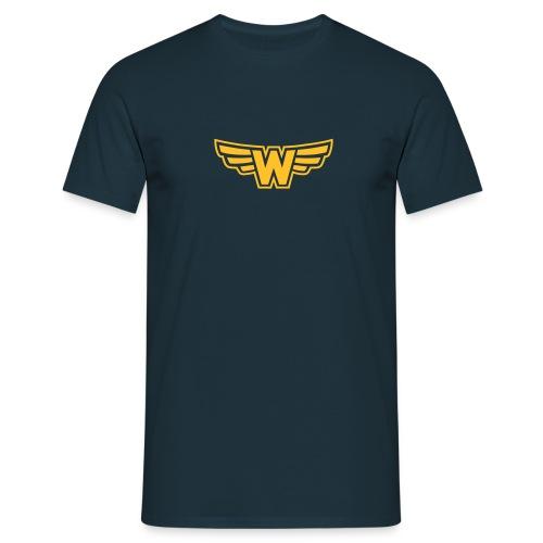 W-Shirt (grün) - Männer T-Shirt