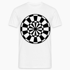 White Darts T-Shirts