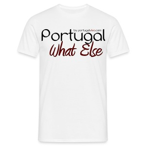 What Else - Confort-T Blanc H - T-shirt Homme