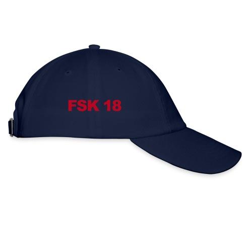 FSK 18 - Baseballkappe