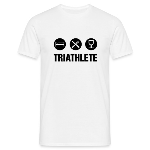 Triat 1 - Men's T-Shirt
