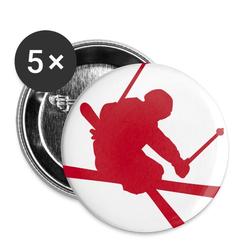 twitip - Middels pin 32 mm (5-er pakke)