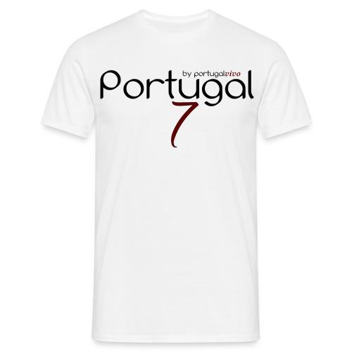 7 - Confort-T Blanc H - T-shirt Homme