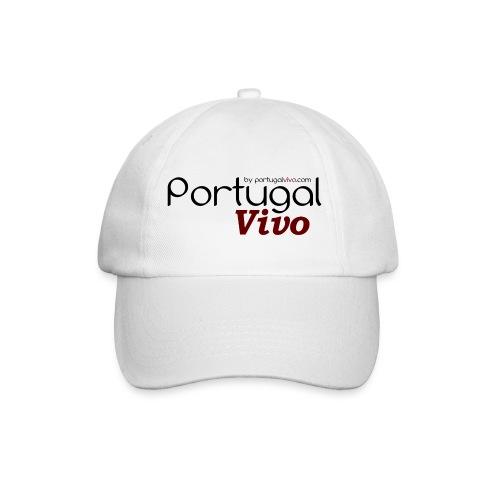 PortugalVivo - Casquette Blanche - Casquette classique