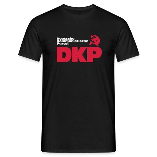 DKP Shirt schwarz - Männer T-Shirt