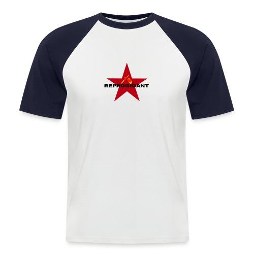 Reproshirt - Männer Baseball-T-Shirt