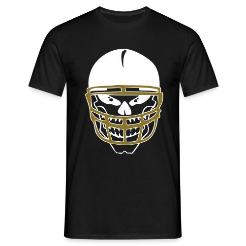 Yorkshire Rams Skull T-shirt - Men's T-Shirt