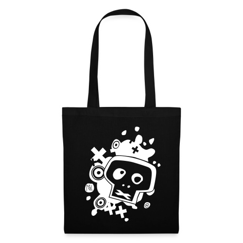 MAD SKULL TOTE - Tote Bag