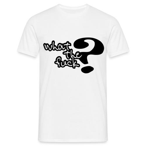 wtf - Men's T-Shirt