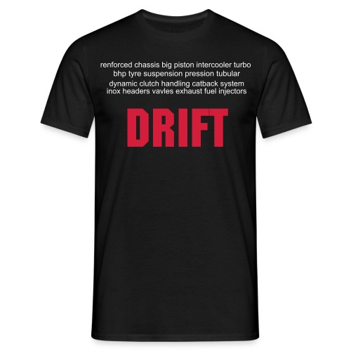 DRIFT - T-shirt Homme
