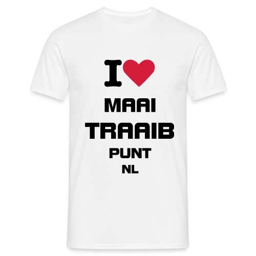 I love My-Tribe - Mannen T-shirt