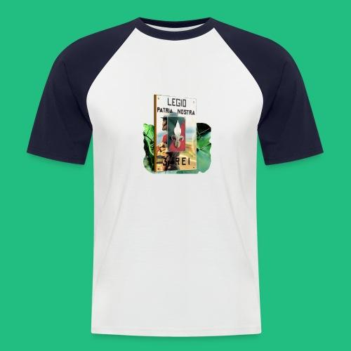 3e REI avec insigne LUXE - T-shirt baseball manches courtes Homme