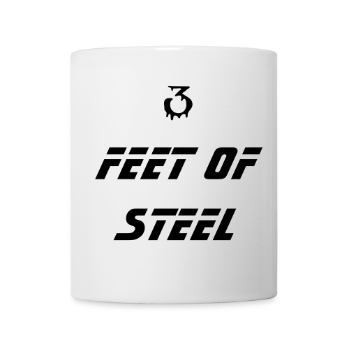 3 Feet of Steel mug - Mug