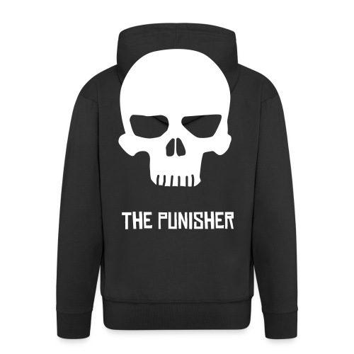 The punisher - Premium Hettejakke for menn