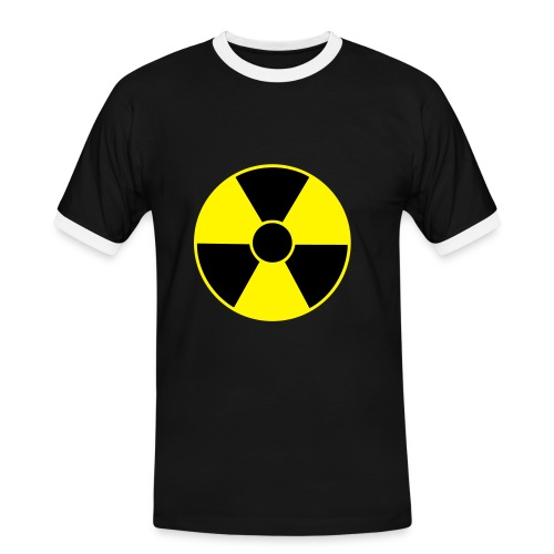 Radioactive - Men's Ringer Shirt