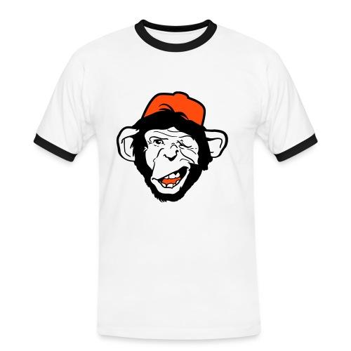 apie baba - Mannen contrastshirt