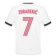 T-Shirts ~ Männer Kontrast-T-Shirt ~ ZDRADEKIC 7