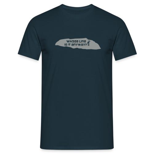 Line - Männer T-Shirt