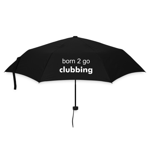 Born 2 go Umbrella - Umbrella (small)