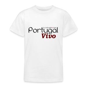 Portugal Vivo - T-shirt enfant - T-shirt Ado