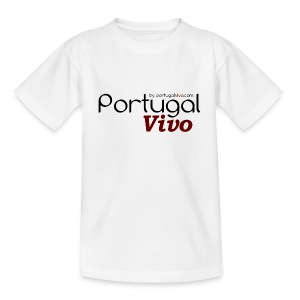 Portugal Vivo - T-shirt enfant - T-shirt Ado