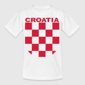 Color Collection Kids Land Croatia - Teenager T-Shirt
