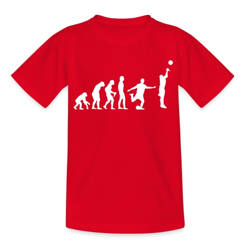 Evolution sports - Teenage T-Shirt