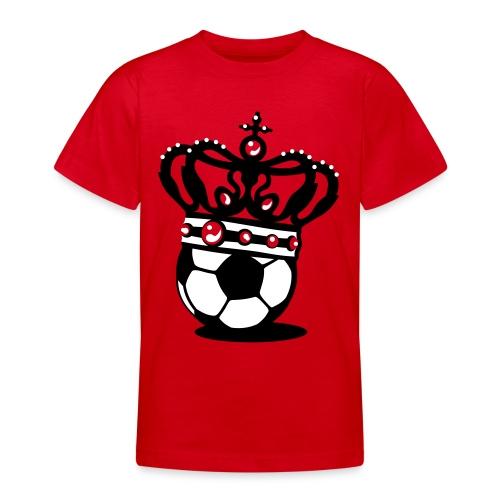 Football king - Teenage T-Shirt