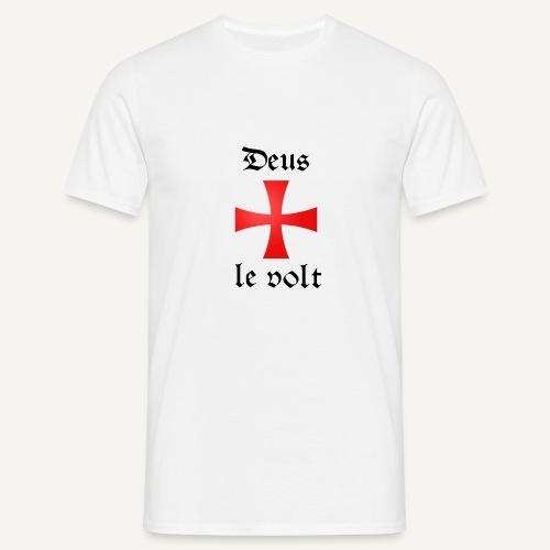 Deus le volt - Koszulka męska