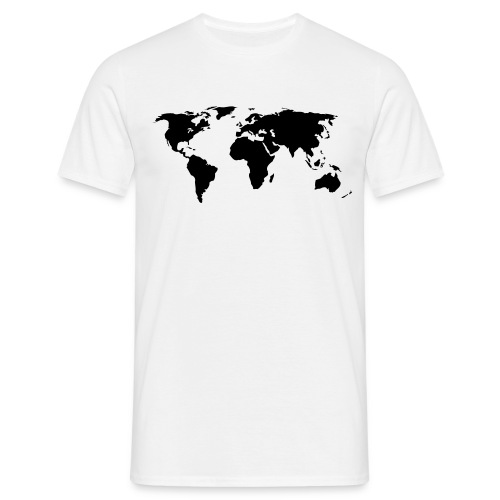classic white - Mannen T-shirt