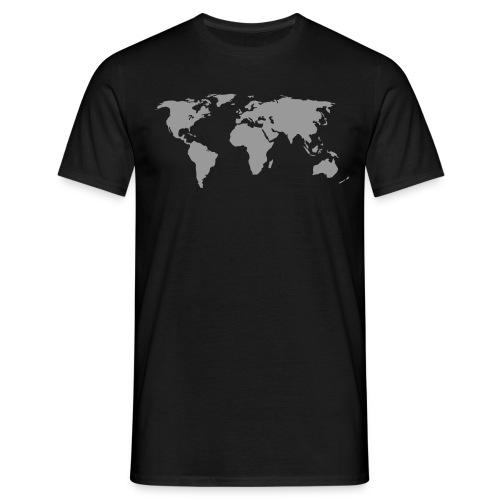 classic blck dr - Mannen T-shirt