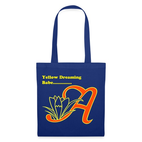 YELLOW DREAM. - Tote Bag