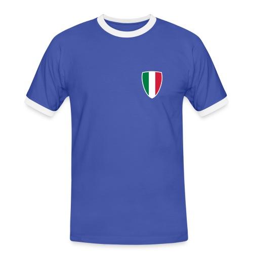 ITALIA CAMPIONE DEL MONDO - Maglietta Contrast da uomo