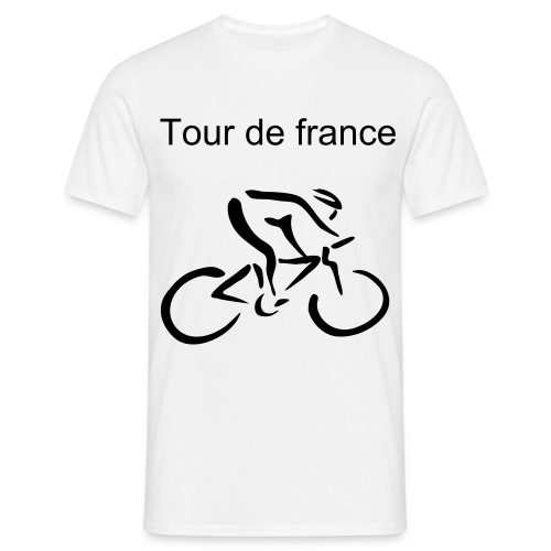 Tour de france - Men's T-Shirt