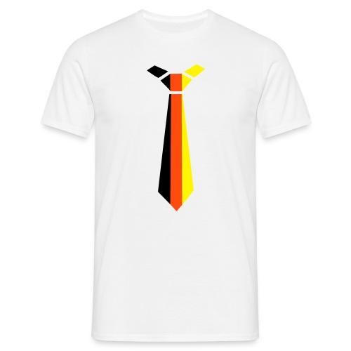 EM Kravatte - Männer T-Shirt