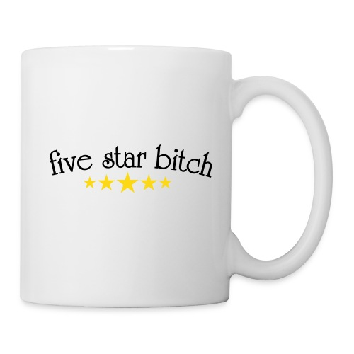 five star bitch - Mug