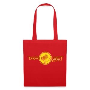 target frog bag - Stoffbeutel