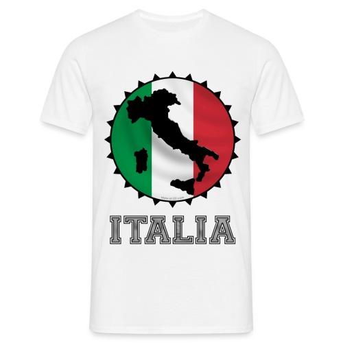 TAPPO ITALIA - Maglietta da uomo